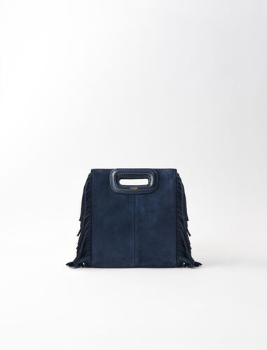 Mini M bag with chain : M Mini color Navy