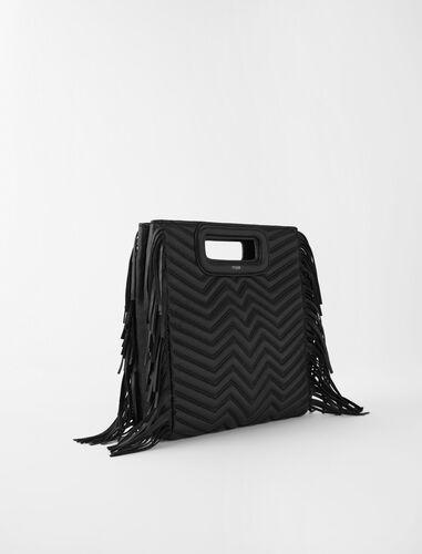 Maje : Shoulder bags color Black