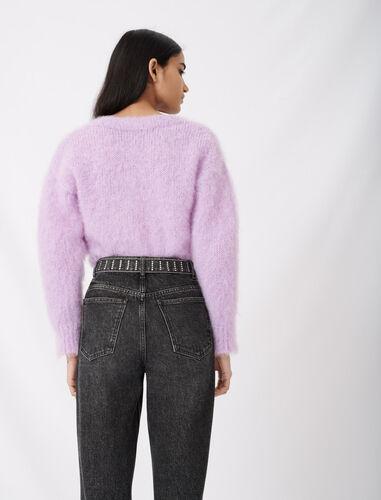 水洗哈伦裤牛仔裤 : 牛仔裤 顏色 深灰色/ANTHRACITE