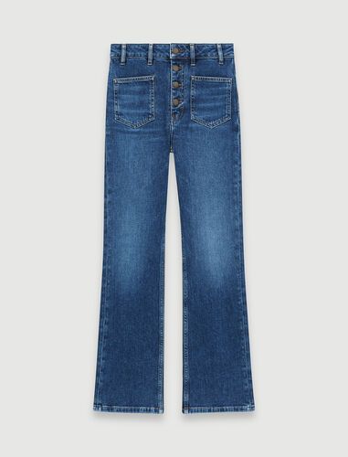 Maje : Jeans color Blue