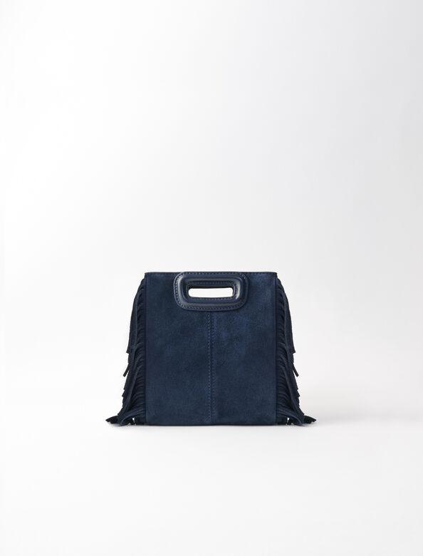 Mini M bag with chain : M Mini color Navy