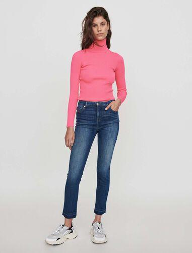 Basic skinny jeans : Jeans color Blue