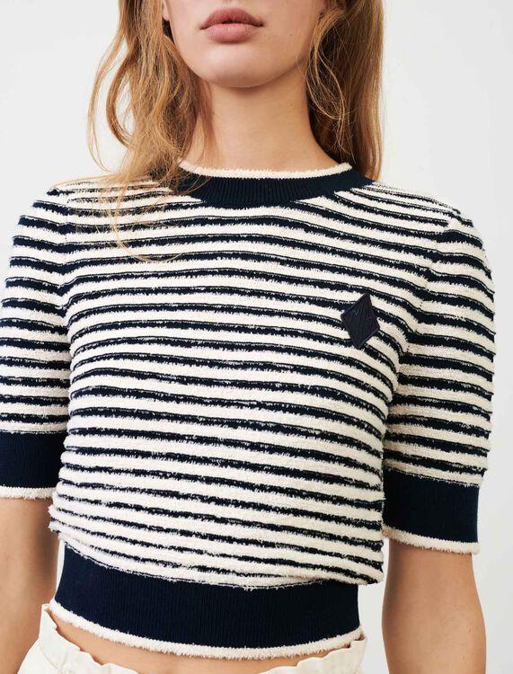 Sailor jumper - Sweaters - MAJE