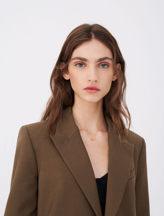 Fitted suit jacket - Blazers - MAJE